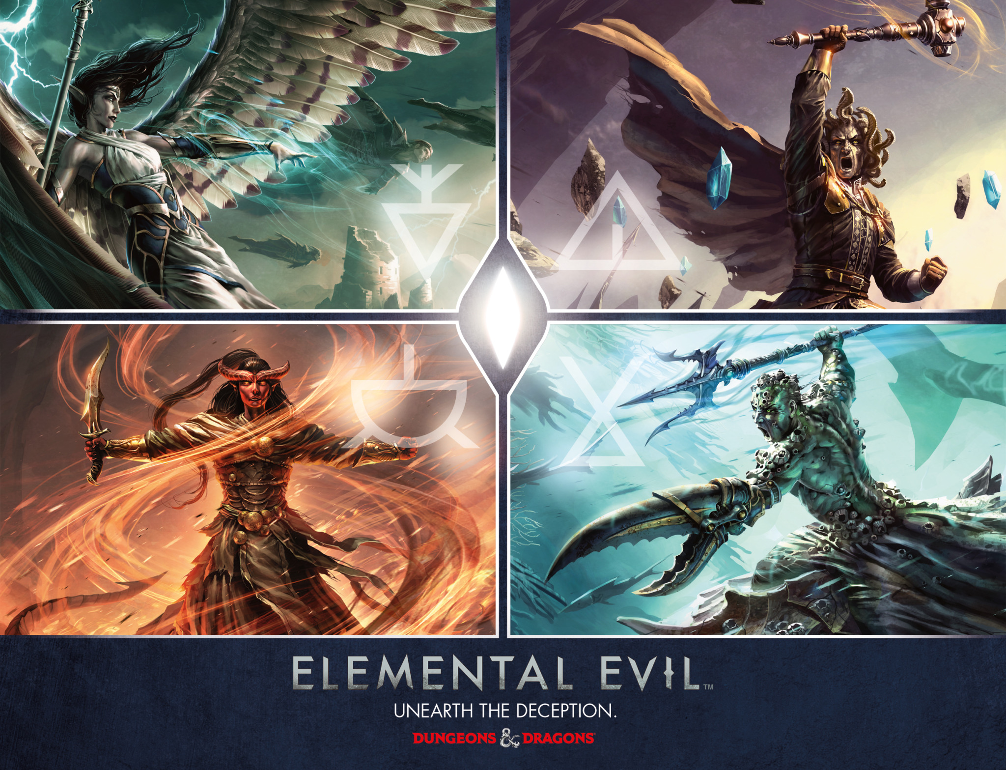 press release d d elemental evil offerings from wotc