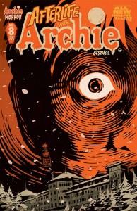 Afterlife with Archie #8,  (W) Roberto Aguirre Sacasa (A) Francesco Francavilla, Jack Morelli