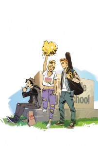 Staples Archie Cover