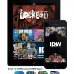 Press Release – IDW Launches All-New Comics Apps