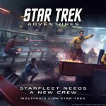 Press Release – New Star Trek RPG Coming from Modiphius Entertainment!