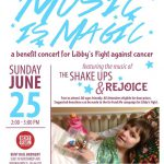 Things to Do: Benefit Concert for Libby's Fight