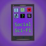 Social Sci-Fi Logo