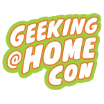 Geeking At Home Con Logo